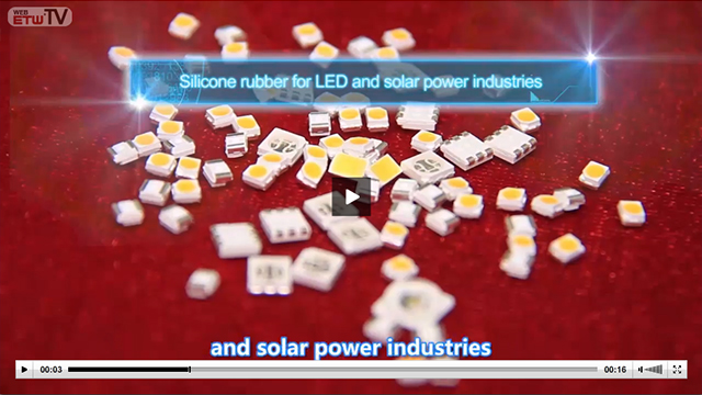 Silicone Rubber for LED and Solar Power Industries