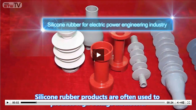 Silicone Rubber for Electric Power