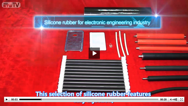 Silicone Rubber for Electronics